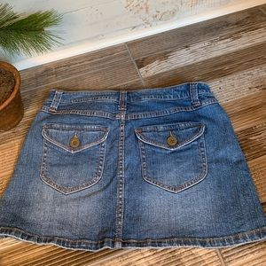 Harley-Davidson Skirts - Harley Davidson Womens 10 Blue Medium Wash